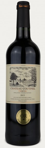 Château Coutinel 2015
